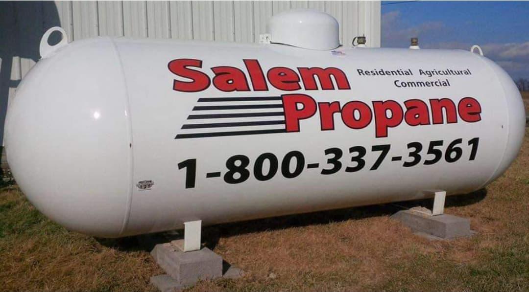 Residential & Agricultural Propane Supplier - Salem Propane